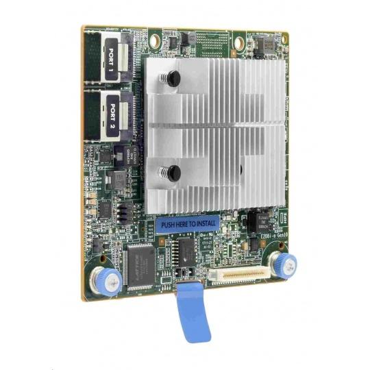 HPE Smart Array E208i-a SR 12G SAS LH Controller dl20160360g10 (8Int/nochaceLHneededifPCIeCardisfullflength in slot2,3)