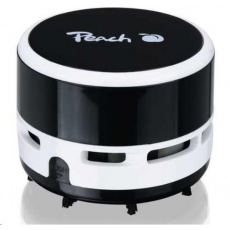 Peach Mini Table Vacuum Cleaner PA105
