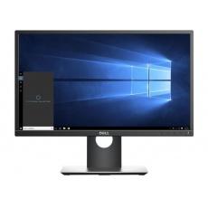 """REPAS DELL LCD P2217H - 22"""" IPS, 1920x1080@60 Hz, 250 cd/m2, 6 ms, HDMI, DispayPort, VGA, USB 3.0, Černá"""