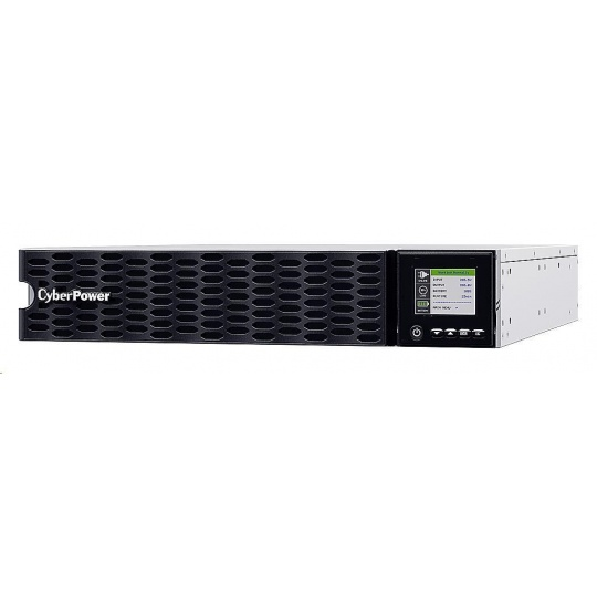 CyberPower Enterprise OnLine UPS 6000VA/6000W, 2U, XL, Rack/Tower, MNGMT card