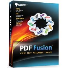 Corel PDF Fusion 1 Lic ML (1001-2500) ESD