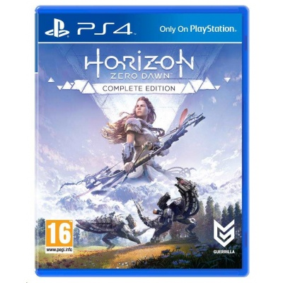 SONY PS4 hra Horizon Zero Dawn Complete Edition