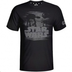 "Tričko GLO STAR WARS - ""AT-AT"" T-SHIRT L"