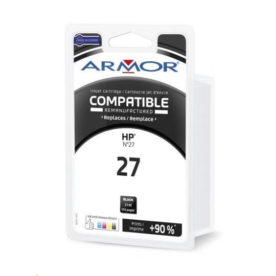 ARMOR cartridge pro HP DJ 3325/3420/3550/PSC1215/1315 Black (C8727AE)