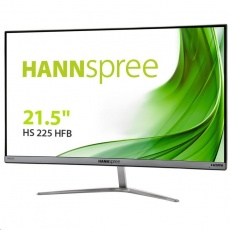 "HANNspree MT LCD HS225HFB 21,5"" , 1920 x 1080, 16:9, 250cd/m2, 8M:1, 10ms, HDMI, VGA"