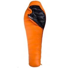 Naturehike péřový ultralight 400 NH01 spací pytel 940g - oranžový