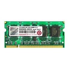 SODIMM DDR2 1GB 667MHz TRANSCEND JetRam™, 128Mx8 CL5