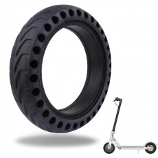 Bezdušová děrovaná pneumatika pro Xiaomi Scooter (Bulk)