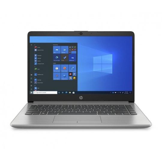 HP 240 G8 i5-1035G1 14.0 FHD 250, 8GB, 256GB, WiFi ac, BT, silver, Win10