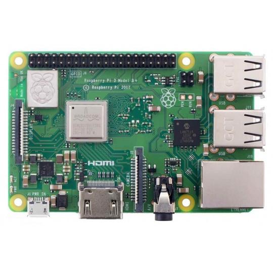 Raspberry Pi 3 Model B+ 64-bit 1GB RAM