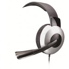 GENIUS sluchátka s mikrofonem HS-05A, svinovací kabel