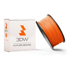 3DW ARMOR - ABS filament, průměr 1,75mm, 1kg, oranžová