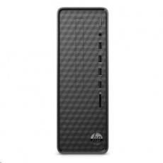 PC HP Slim S01-aF1000nc,Celeron J4025(2.0GHz, 2 core),4GB DDR4 2400 (1x4GB), 256 GB SSD NVMe,UMA,Win10
