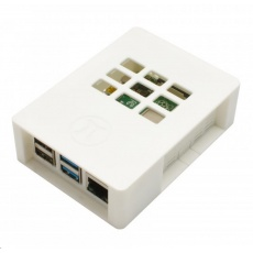 Zonepi krabička pro Raspberry Pi 4B, bílá