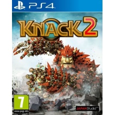 SONY PS4 hra Knack 2