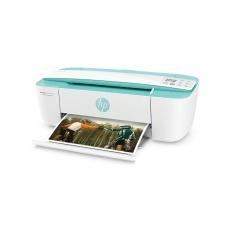 HP All-in-One Deskjet 3762 zelená (A4, 7,5/5,5 ppm, USB, Wi-Fi, Print, Scan, Copy)