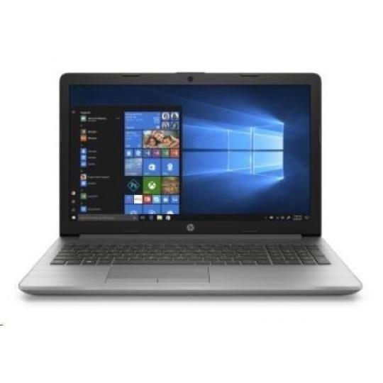 HP 250 G7 i3-7020U 15.6 FHD 220, 8GB, 256GB, DVDRW, ac, BT, silver, Win10