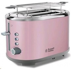 RUSSELL HOBBS 25081 Topinkovač Bubble soft pink