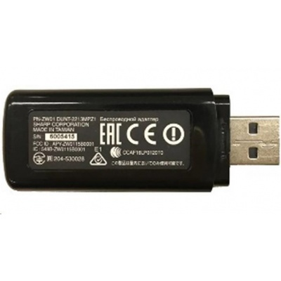 SHARP Wireless Network USB Adapter for PN-B and PN-M Series (Android SoC)
