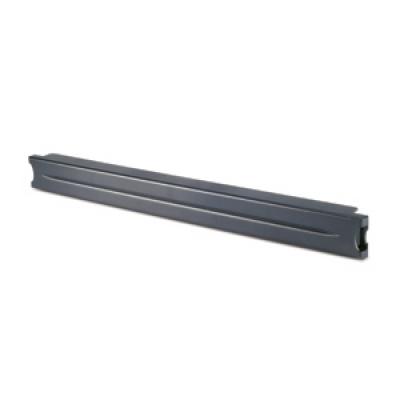 "APC 1U 19"" Black Modular Toolless Blanking Panel (Qty 10)"