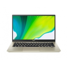 "ACER NTB Swift 3X (SF314-510G-74HW) - 14"" IPS FHD,i7-1165G7,16GB,1TBSSD,Iris Xe Graphics,W10H,Zlatá"