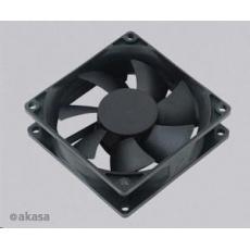AKASA ventilátor DFS802512H, 80 x 25mm, kluzné ložisko