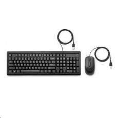 HP Wired Deskset CZ SK - USB klávesnice a myš