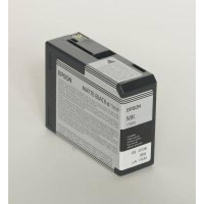 EPSON ink čer Stylus Pro 3800/3880 - matte (80ml)