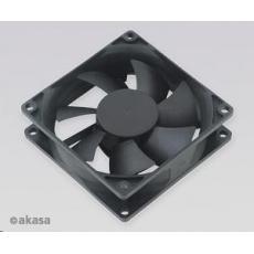 AKASA ventilátor DFS922512L, 92 x 25mm, kluzné ložisko