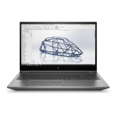 HP ZBook Fury 15G7 i7-10850H 15.6FHD AG LED 400, 1x32GB DDR4, 1TB NVMe m.2, RTX3000/6GB, WiFi AX, BT, Win10Pro
