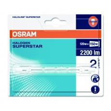 OSRAM Halogen Haloline ECO Line 114 64696 ECO 230V 120W  R7s noDIM D Sklo čiré 2220lm 2700K 2000h (blistr 1ks)