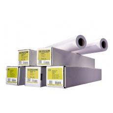 HP Bright White Inkjet Paper-610 mm x 45.7 m,  24 lb,  90 g/m2, C6035A