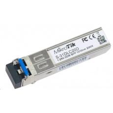 MikroTik SFP (miniGBIC) modul S-31DLC20D, SM, 20km, 1.25G