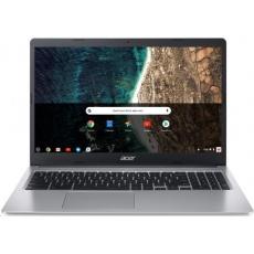 "ACER NTB Chromebook 315 (CB315-3H-C6HK) - Celeron N4120,15.6"" FHD ComfyView LCD,4GB DDR4,128GB SSD,Chrome OS,stříbrná"
