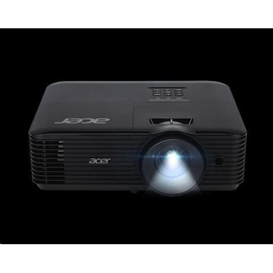 ACER Projektor X1226AH, DLP 3D, XGA (1024x768), max. rozlišení 1920x1200,4:3,4000Lm, 20000/1, HDMI, 2.7kg,EUROPower EMEA