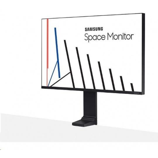"""Samsung MT LCD 27"""" S27R750 - plochý, VA, 3000:1, 2560x1440 (QHD), 16:9, 250cd/m2, 144Hz, HDMI, mini Display Port, 4 ms"""