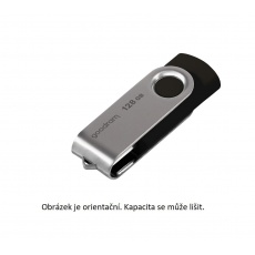 GOODRAM Flash Disk UTS2 4GB USB 2.0, černá