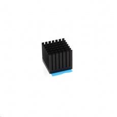 Hliníkový chladič pro Raspberry Pi - 20 x 20 x 19,1 mm