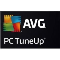 _Nová Licence AVG PC TuneUp ZAKL. EDICE 3 lic. (36 měs.) SN Email ESD