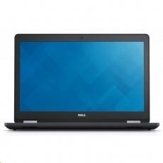 "REPAS DELL NTB Latitude E5570 - 15.6"" TFT FHD,i5-6300U@2,40 GHz,8GB,256SSD,HD Graphics 520,USB 3.0,HDMI,VGA,č.karet,W10P"
