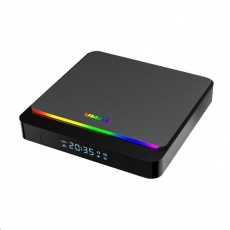 UMAX PC U-Box A9 - S905X3 quad core ARM Cortex A55,4GB RAM,32GB,ARM G31 MP22, HDMIddr, WiFi, BT, Android TV 9.0 Pie, RGB