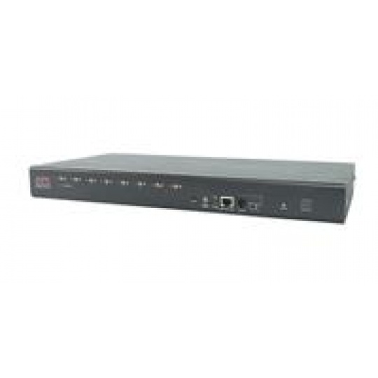 APC 8 Port Multi-Platform Analog KVM