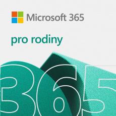 Microsoft 365 Family ENG (1rok)