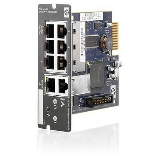 HP UPS Management Module Card XR