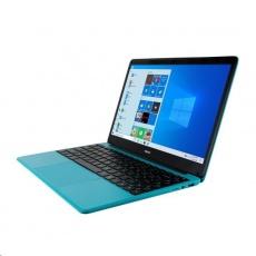 "UMAX NB VisionBook 14Wa Turquoise - 14.1"" IPS FHD 1920x1080,Celeron N3350@1,1 GHz,4GB,64GBSSD,Intel UHD,W10P,Tyrkysová"