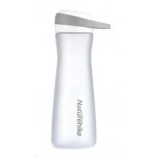 Naturehike sportovní Tritanová láhev 600ml - bílá 115g