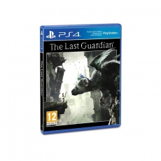 SONY PS4 hra The Last Guardian