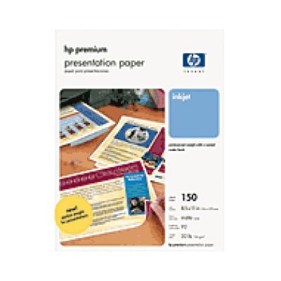 HP Professional Matt Inkjet Paper-200 sht/A4/210 x 297 mm,  120 g/m2, Q6593A