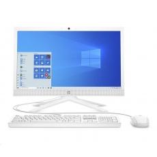 "PC HP AiO 21-b0000nc;LCD 21"" LED FHD;Celeron J4025;4GB DDR4;256GB SSD;Intel® UHD 600;key+mouse;win"
