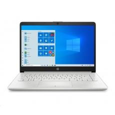 """HP NTB Laptop 14-cf3000nc;14"""" FHD AG IPS;i5-1035G1;8GB DDR4 2666;1TB 5400RPM+256GB SSD;Intel UHD;Silver;WIN10"""